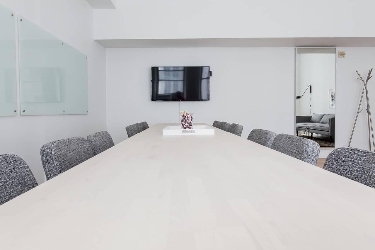 חדר מנהלים במשרד