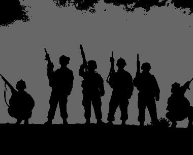 צוות של חיילים
