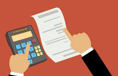 בדיקת החשבונות במחשבון