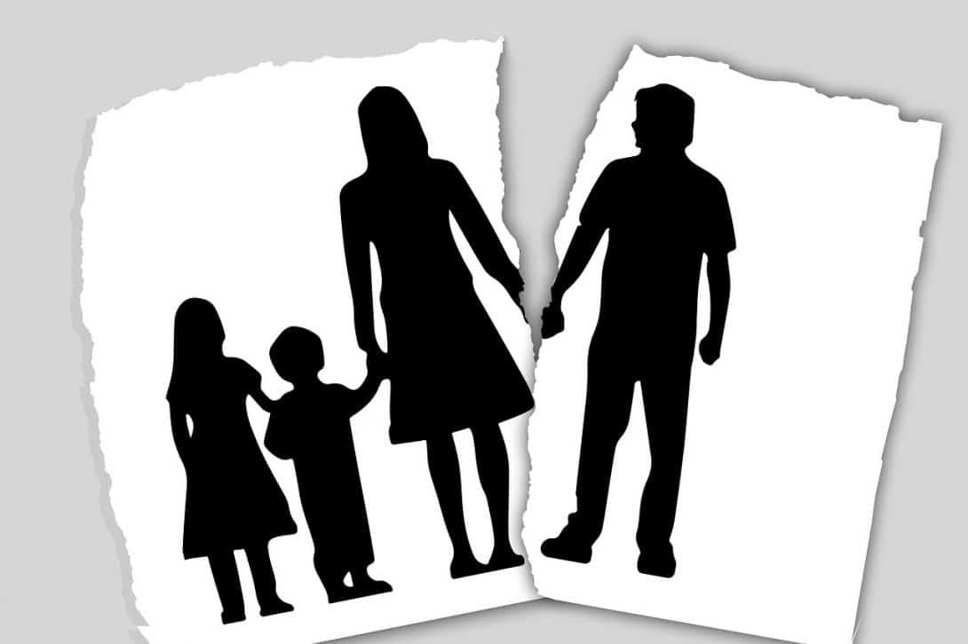 משפחה מופרדת
