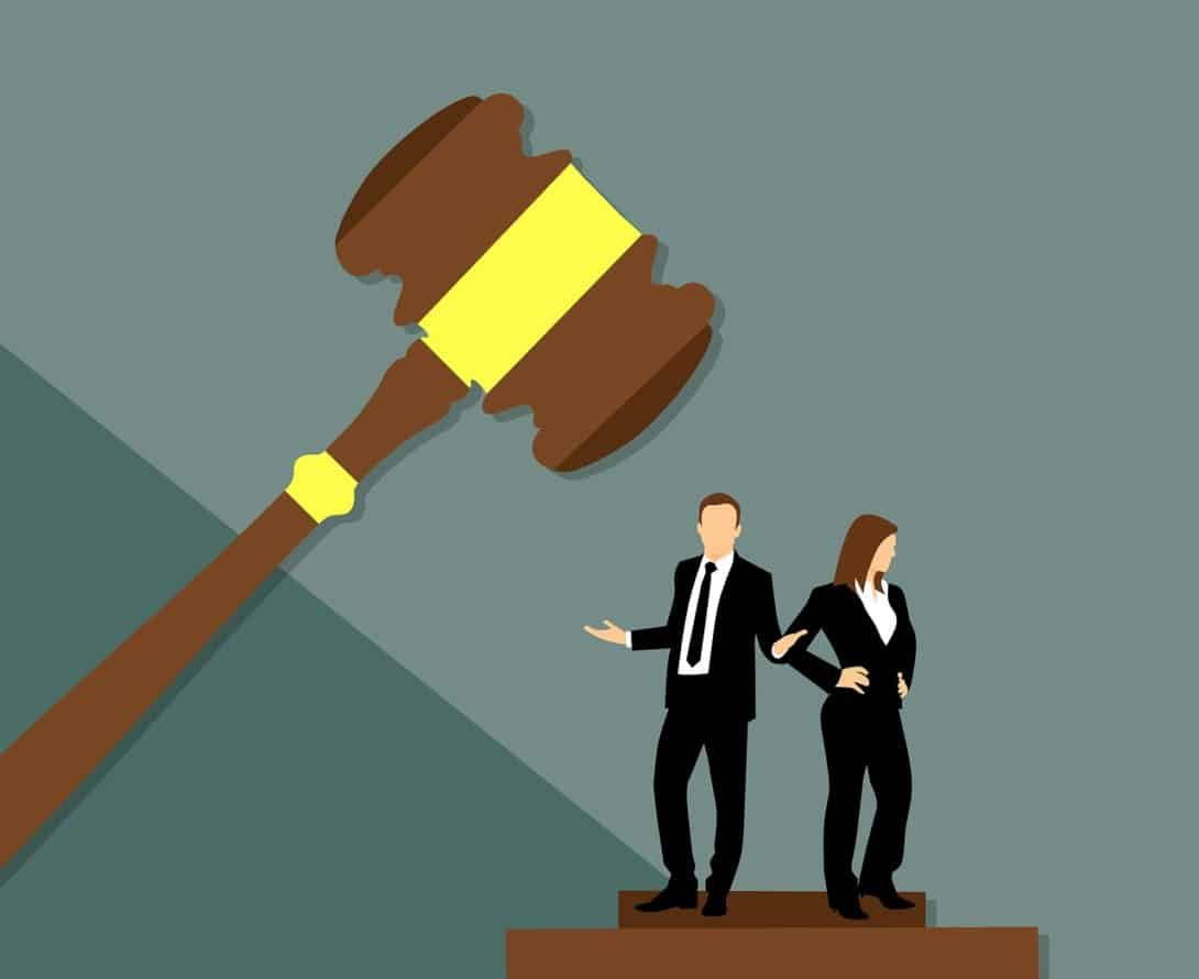 פטיש ואנשי משפט